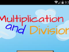 Division and Multiplication 1.0 Screenshot