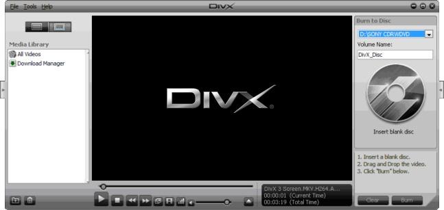Purchase DivX Pro 7