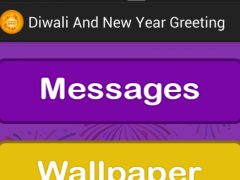 Diwali And New Year Greeting 1.0 Screenshot