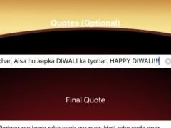 Diwali Greeting Cards Maker 1.00.00 Screenshot