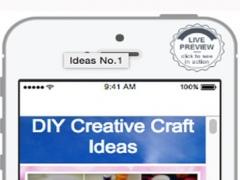 DIY Creative Craft Ideas 1.0 Screenshot