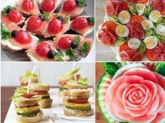 DIY Food Decorating Ideas 1.0 Screenshot
