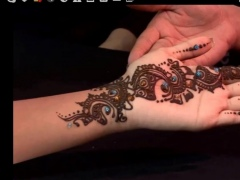 DIY: Henna Tattoo Tutorial 1.0 Screenshot