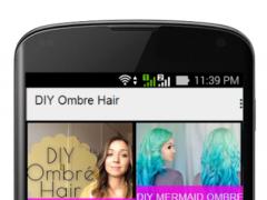 DIY Ombre Hair 1.0 Screenshot