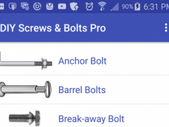 DIY - Screws & Bolts - Free 1.0 Screenshot