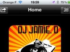 DJ Jamie D by mix.dj 1 Screenshot