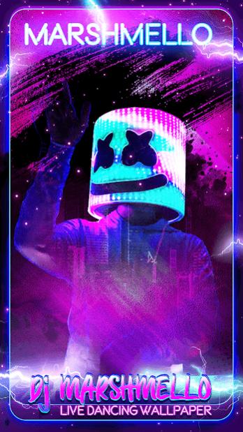 Dj Marshmello Live Dancing Wallpaper 10 Free Download