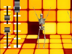 DJ Music for dancing skeleton 1.0.4 Screenshot