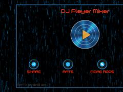 DJ Player Mixer 1.5 Screenshot