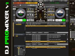 Dj Promixer Free 1.0 Screenshot