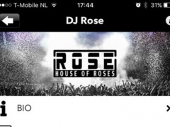 DJ Rose 1.6 Screenshot
