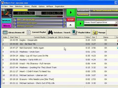 DJ-Serv DJ Software 2.0 Screenshot