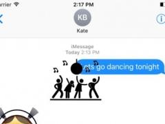 Dj Stickers 1.0 Screenshot