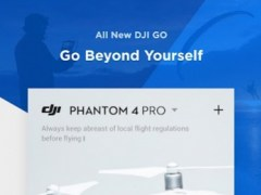 DJI GO 4--For drones since P4 4 3 24 Free Download