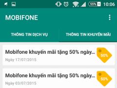 DK3G - Đăng ký 3G cho Mobile 1.7 Screenshot