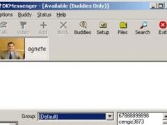 DKMessenger 4.6.2 Screenshot