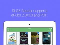 DLSZ E-Reader 3.4.4 Screenshot