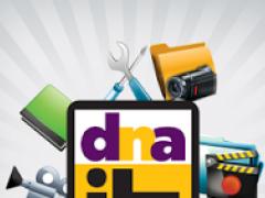 dna it 2.5.8 Screenshot