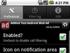 DND Call Blocker 1.5.2 Screenshot