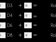 DnD Dice Roller 1.0.1 Screenshot