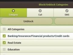 DND Manager TRAI Spam Blocker 1.7 Screenshot