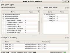 DNP3 protocol 0.0.1 Screenshot