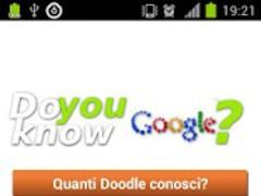 Do you know? Google Doodles 1.1 Screenshot
