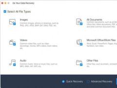Do Your Data Recovery for Mac Enterprise 6.0 Screenshot