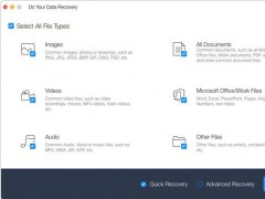 Do Your Data Recovery for Mac Free 6.0 Screenshot