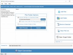 Doc to All Converter 3.1.2.6 Screenshot