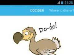 Docider 1.1 Screenshot