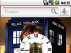 Doctor Who Theme 1.0 Screenshot