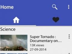 Documentary Videos 1.0.2 Screenshot
