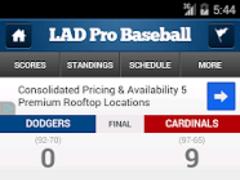Dodger Daily by StatSheet 1.0.3 Screenshot
