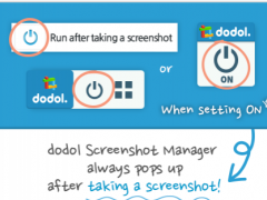 dodol Screenshot Manager 1.0.3 Screenshot
