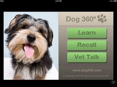 Dog 360 Bundle For Tablets 1.0 Screenshot