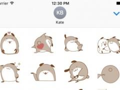 Dog Animated Sticker 1.0 Screenshot