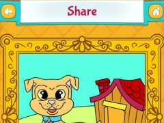 Dog Coloring Pages 1.1 Screenshot