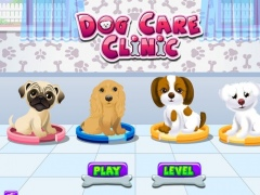 Dog Pet Cares Clinic 1.0 Screenshot