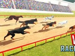 Dog Racing Stunt & Jump 3D Sim 3.0 Screenshot
