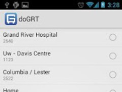 doGRT - GRT Bus Scehdule 1.4 Screenshot