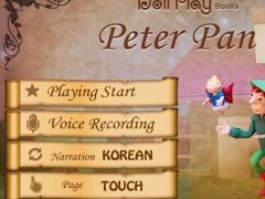 Doll Play books - Peter Pan 6 Screenshot