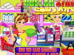 Dollar Store Cash Register Sim 1.1 Screenshot