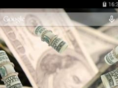 Dollars Live Wallpaper 1.0 Screenshot