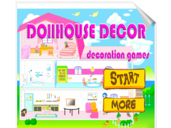 Dollhouse Home Decor Games 2.1 Screenshot