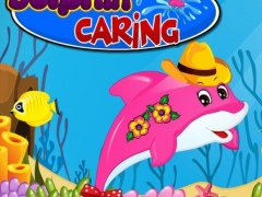 Dolphin Caring Game For Kids 1.0.1 Screenshot