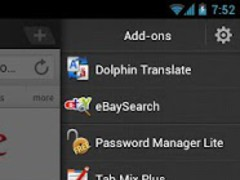 Dolphin eBay Search 2.0 Screenshot