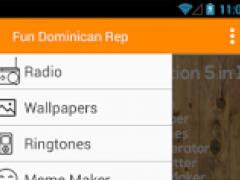 Dominican Radio TV & Coupons 4.5 Screenshot