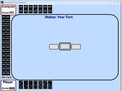 Dominoes Game Software 7.0 Screenshot