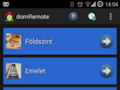 domRemote for Domintell system 1.1.23 Screenshot